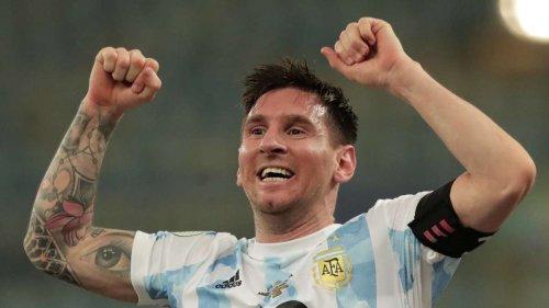 Messi stellt mit Foto neuen Welt-Rekord auf - auch Müller gratuliert
