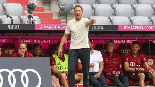 FC Bayern - Gladbach im Live-Ticker: Nagelmann noch sieglos als FCB-Trainer - bis heute?
