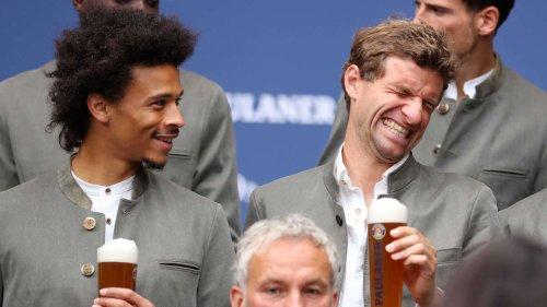 FC Bayern präsentiert neues Wiesn-Trikot - ausgerechnet in den Vereinsfarben des TSV 1860