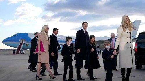 Donald Trump: Reisen seiner Familie kosten den Staat weiter Millionen-Summen