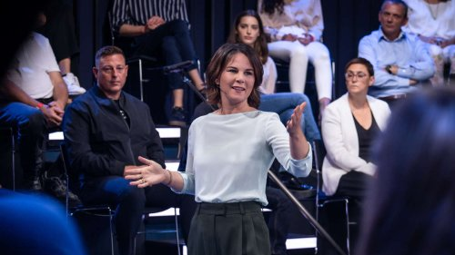 """ZDF-""""Klartext"""": Baerbock erwischt die Wut ausgewählter Gäste"""