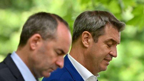 Bundestagswahl 2021: Ergebnis-Frust nach CSU-Debakel – Söder attackiert Aiwanger