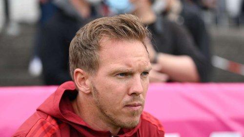 Bayern-Pleite bei erstem Testspiel: Mehrere Spieler verletzt - Nagelsmann spricht deutliche Worte