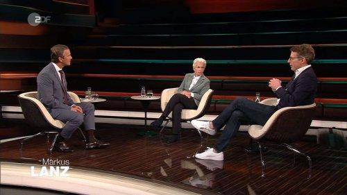 Flotter Dreier auf der Psycho-Couch bei Markus Lanz im ZDF