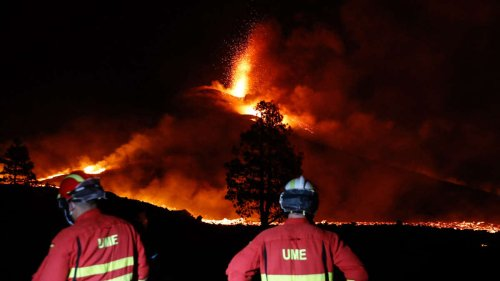 Vulkanausbruch auf La Palma: Hunderte weitere Gebäude zerstört – Lavastrom heftiger und schneller