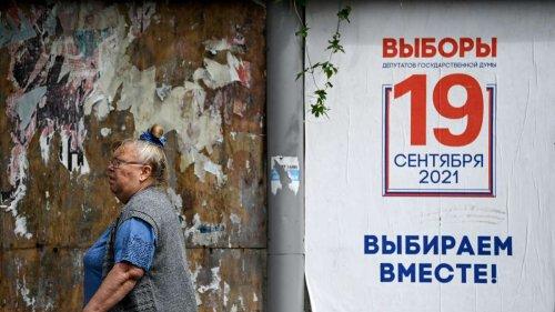 Duma-Wahl in Russland: Tausende Verstöße gemeldet