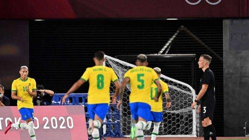 Debakel abgewendet! DFB-Team kassiert trotzdem bittere Auftaktpleite gegen Brasilien