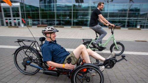 Fahrradmesse Eurobico in Frankfurt: E-Bikes bleiben beliebt