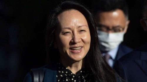 Politkrimi um Huawei-Finanzchefin: Drei Jahre Krise für China, USA und Kanada - eine Chronologie