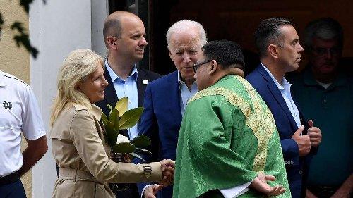 Bischöfe wollen Biden bannen