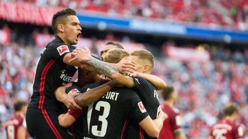 So sehen Sie Eintracht Frankfurt gegen Hertha BSC heute live im TV und Live-Stream