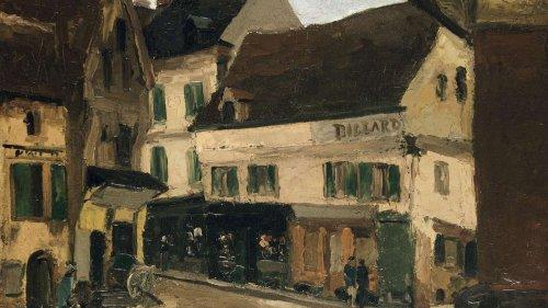 Pissarro-Gemälde: Eine Restitution, ein Gewinn
