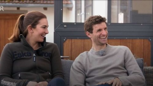 In BR-Sendung: Thomas und Lisa Müller zeigen ihr Gestüt - und verraten, was sie mit den Pferden verdienen