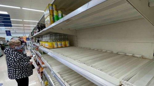 Aldi und Lidl: Lieferengpässe in Supermärkten – Was jetzt knapp wird