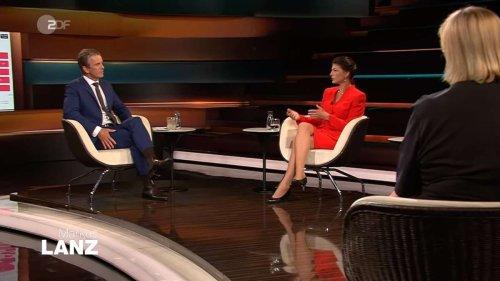 Sahra Wagenknecht bei Markus Lanz (ZDF): Corona, Lifestyle-Linke und eine sexistische Frage