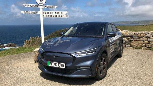 Ford Elektro-Mustang mit Reichweiten-Rekord: Das schafft nicht mal jeder Diesel