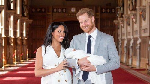 Meghan und Harry: Sohn Archie wird doch Prinz - ausgerechnet wegen Camilla