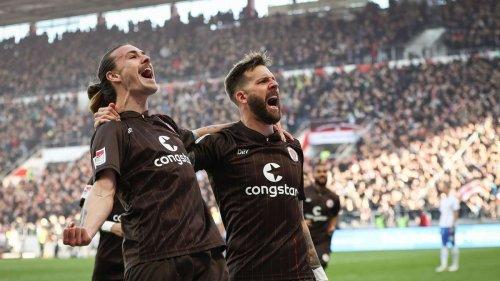 FC St. Pauli: Bundesliga? Dieser Experte hält die Kiezkicker für aufstiegsreif