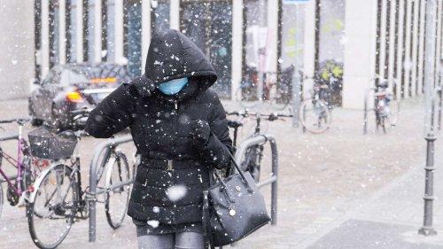 Polarluft strömt nach Deutschland – Temperatursturz bis zu 10 Grad