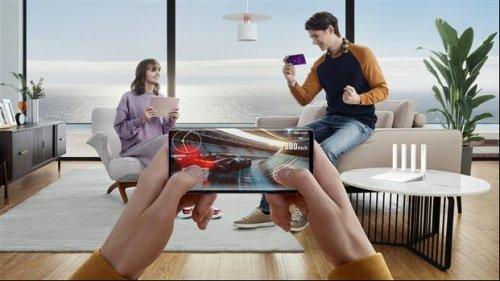 HUAWEI WiFi AX3 Router, Wi-Fi 6 Plus ile Ev Ağlarını Hızlandırıyor - Fragtist