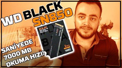 Ultra Hızlı!   WD Black SN850 İncelemesi - Fragtist