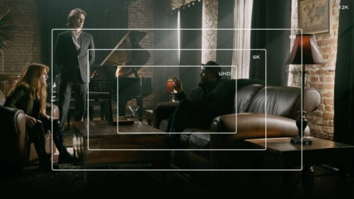 12K and Beyond: Do Filmmakers Really Need Higher Resolutions?