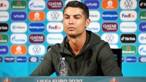 Ronaldo's Coca-Cola snub: sports stars are 'reclaiming their voice' - France 24