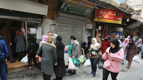 In crisis-hit Lebanon, Hezbollah opens supermarkets for eligible shoppers