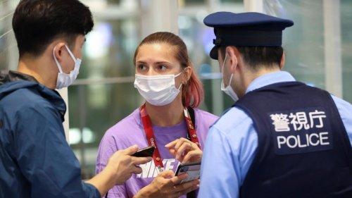 """Tokyo 2021 : une athlète biélorusse se dit """"en sécurité"""" après avoir évité un départ forcé de Tokyo"""
