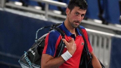 Tokyo 2021 : le tennisman Novak Djokovic éliminé en simple et double mixte