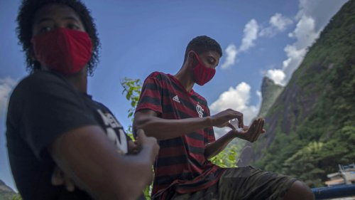 Covid-19: In Brazil, young people have become the variant's prime targets