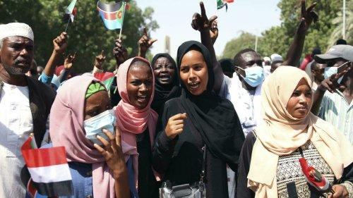 Au Soudan, une journée de manifestation cruciale pour la transition démocratique