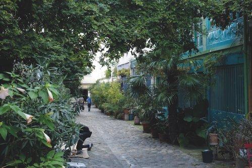 Parisian Walkways: Rue Oberkampf in the 11th Arrondissement