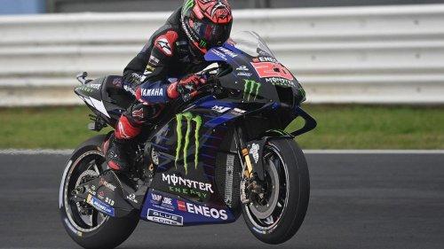 MotoGP : le Français Fabio Quartararo sacré champion du monde, une première dans l'histoire du sport tricolore