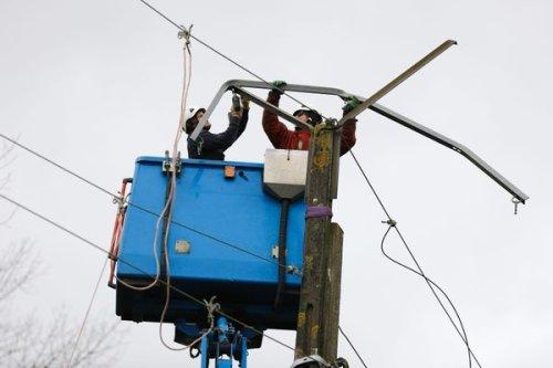 Tempête Aurore : en Franche-Comté, 400 foyers toujours privés d'électricité, des vents jusqu'à 144 km/h
