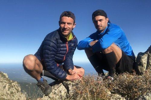 Deux amis poitevins de retour du GR20 préparent un livre sur leur périple montagnard