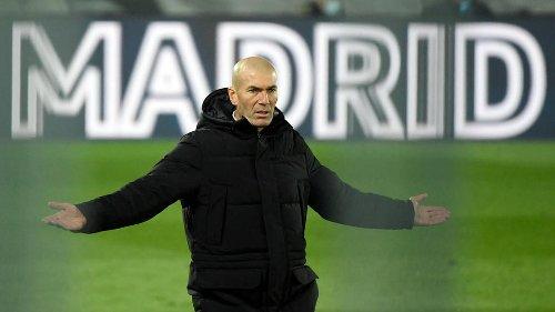 Real Madrid - Chelsea : Zinédine Zidane agacé par des questions sur la Super Ligue en conférence de presse