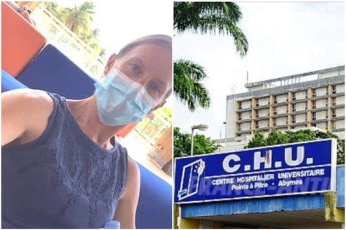 TEMOIGNAGE. Covid : infirmière à Reims, Laurence Dutoit a été volontaire 15 jours en Guadeloupe pour soigner les malades