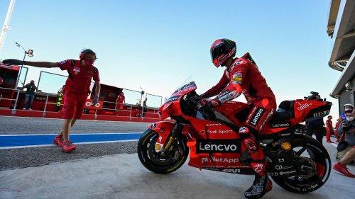 MotoGP - Saint-Marin : Francesco Bagnaia enchaîne une 2e pole position, Fabio Quartararo 3e