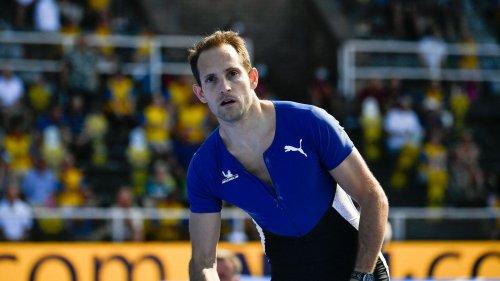"""JO 2021 - Athlétisme : """"J'ai des hauts et des bas"""", explique Renaud Lavillenie, touché à une cheville"""