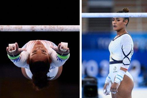 JO 2021 : les gymnastes françaises sixièmes du concours général par équipes - Outre-mer la 1ère