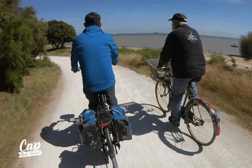 Cap Sud Ouest : La Charente-Maritime, à bicyclette