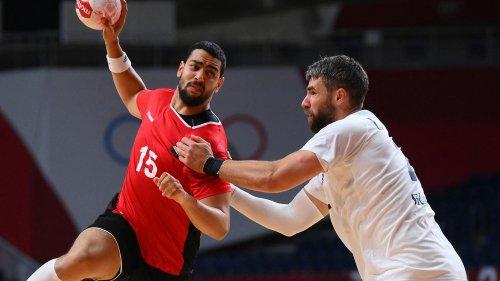 DIRECT. JO 2021 - Handball masculin : la France toujours en tête face à l'Égypte à dix minutes de la fin