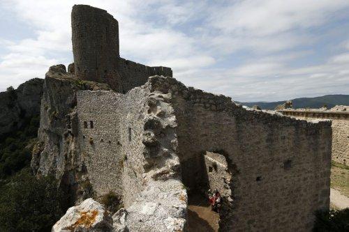 Occitanie : à la découverte des châteaux cathares de l'Aude