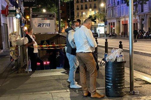 """Témoignage. Mort dans le métro à Marseille: """"ils étaient six environ, à faire pression sur son corps"""""""