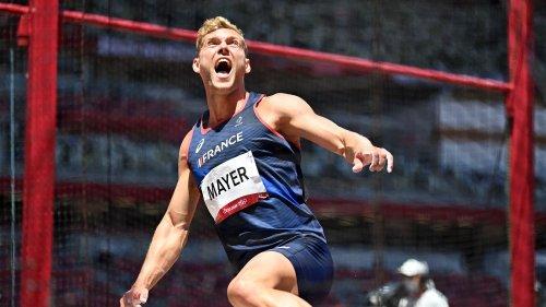 JO 2021 : Kevin Mayer court après le podium, déception en eau libre... Ce qu'il faut retenir des épreuves de la nuit