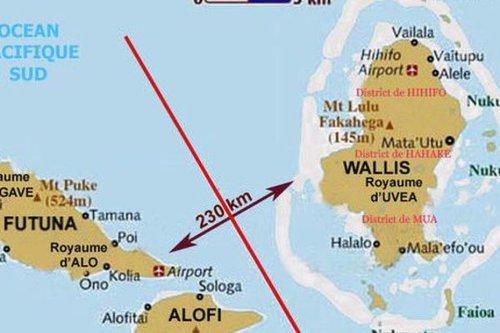 Coup d'envoi des festivités des 60 ans du territoire de Wallis et Futuna - Wallis-et-Futuna la 1ère