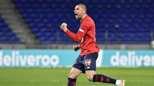 Ligue 1 : Lille renverse Lyon et reprend la tête du championnat