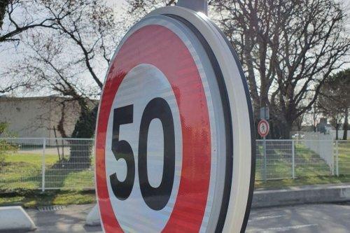 Vaucluse : des panneaux de signalisation intelligents expérimentés pour lutter contre les accidents de la route