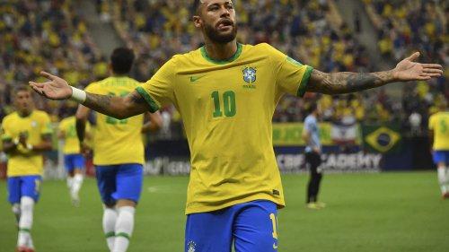 Qualifications Coupe du monde 2022 : un but sublime, deux passes décisives... Neymar retrouve le sourire avec le Brésil